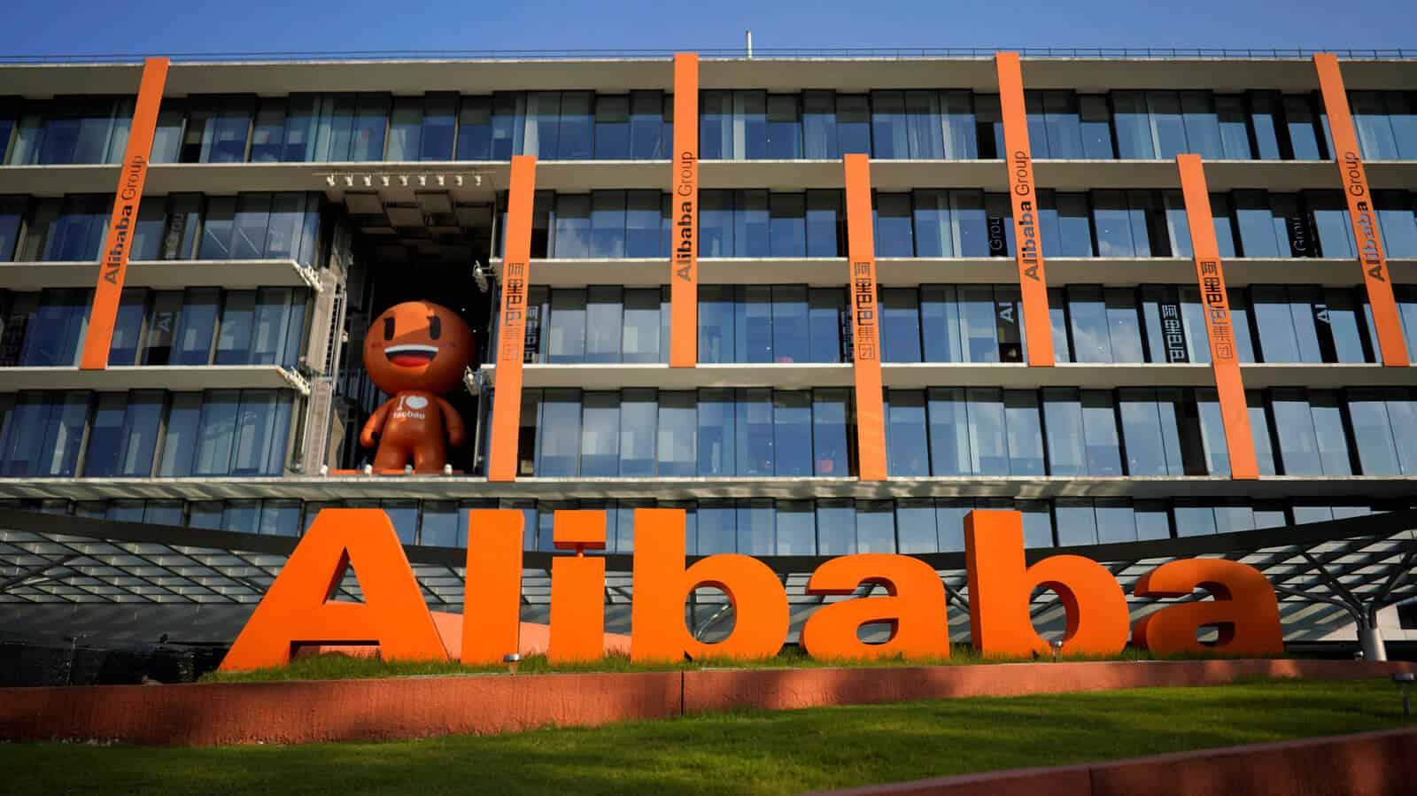 China's e-commerce giant Alibaba hit with antitrust probe