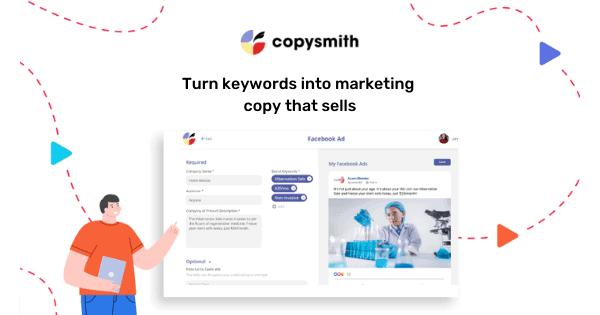 Copysmith Lifetime Deal