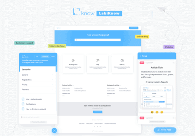 Build Your Customizable Knowledge Base Directly with LabiKnow 11