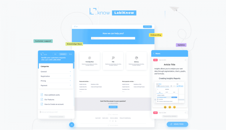 Build Your Customizable Knowledge Base Directly with LabiKnow 5