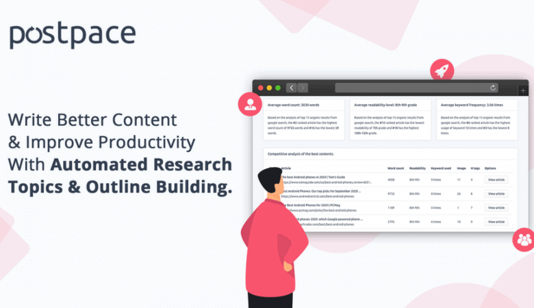 Automate Your Hours Of Topic Research In Two Minutes with Postpace 5