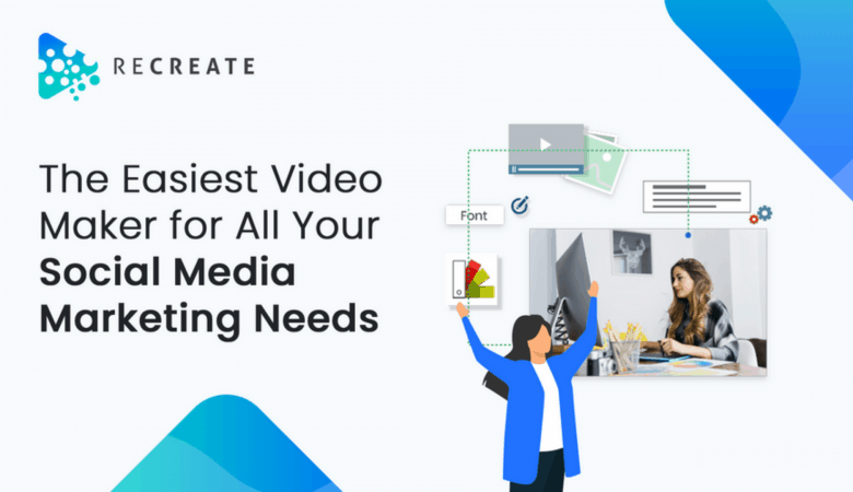 Create Social Media Videos with Recreate AI-Assisted Video Maker 4