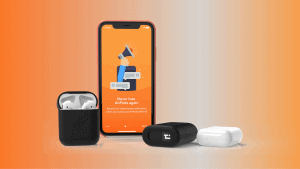 This Clever Case Helps Ensure You'll Never Lose Your AirPods