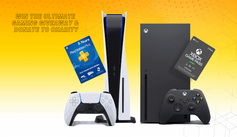 Win A PS5, Xbox Series X, And More With This Amazing Charity Competition 3