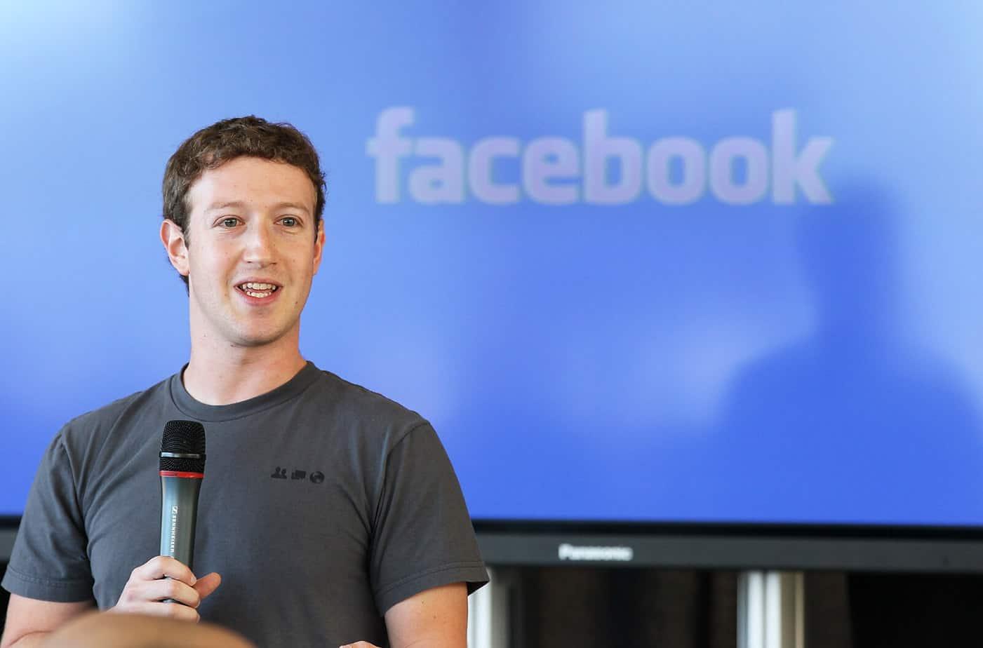 Zuckerberg sold $280M worth of Facebook stock last month