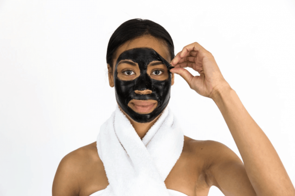 Charcoal_mask