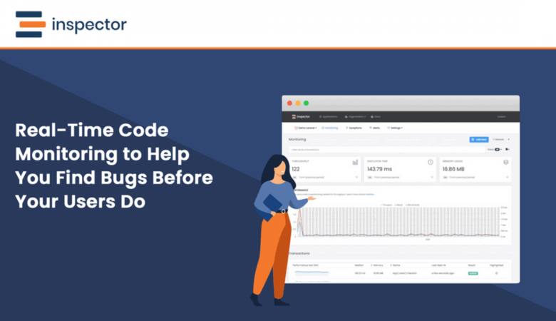 Identify Bugs and Bottlenecks In Your Server Side Code In Less Than A Minute with Inspector 4