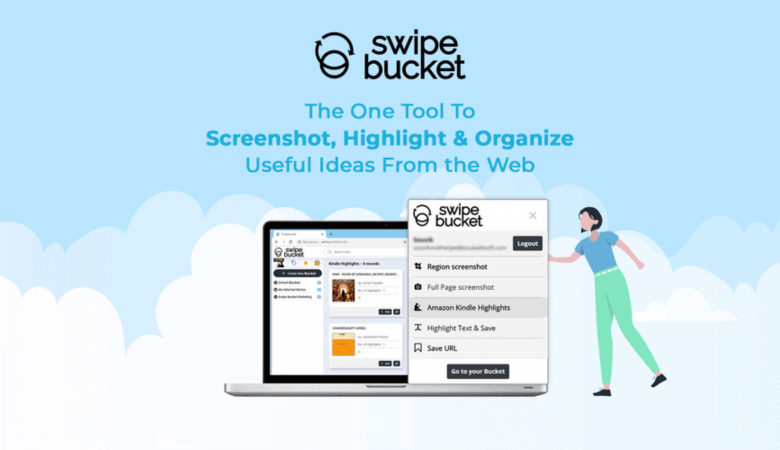 Swipe, Save, and Organize Everything in One Place with SwipeBucket 5
