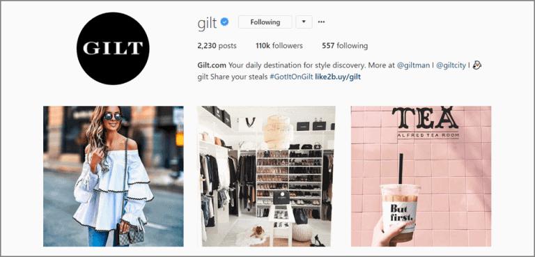 eCommerce-Brands-on-Social-Media-Gilt-1-768x369