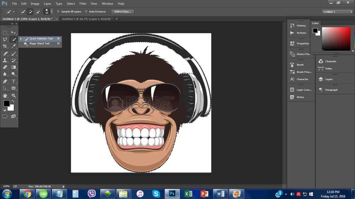 Create a logo in Photoshop under $20