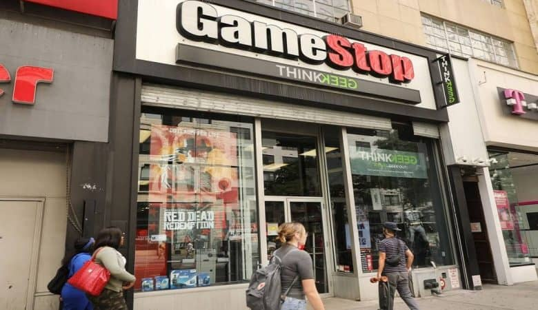 GameStop's CFO has resigned