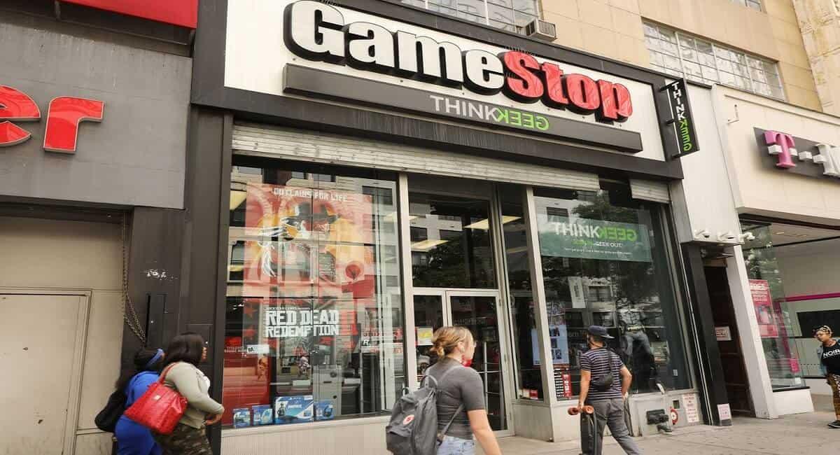 GameStop's CFO has resigned