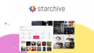 Starchive Lifetime Deal