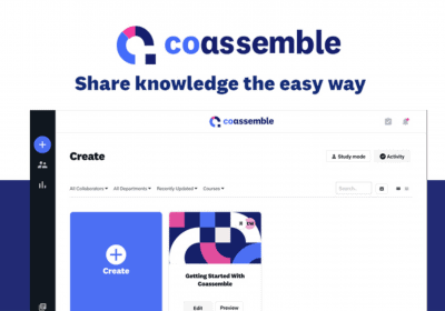 Create Interactive Trainings for your Team in Minutes with Coassemble Online Training Tool 9