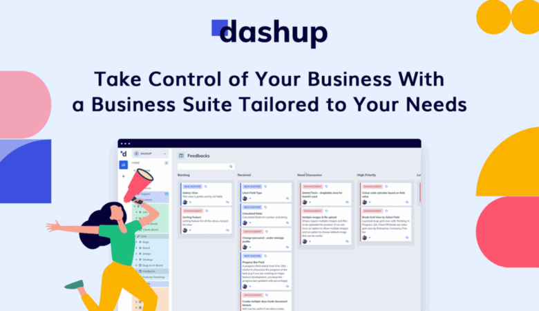 Dashup Lifetime Deal