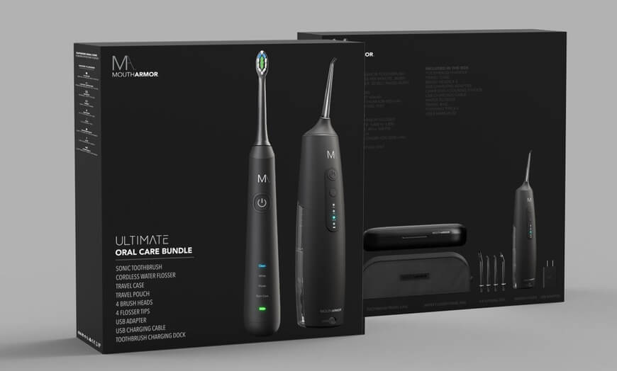 Take Care of Your Teeth With This Amazon's Choice Oral Hygiene Set