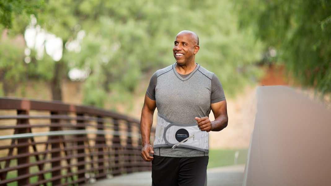 This FDA-Approved Belt Can Help Reduce Back Pain While Working From Home