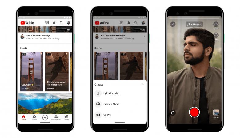 YouTube Shorts Launching in USA This Month