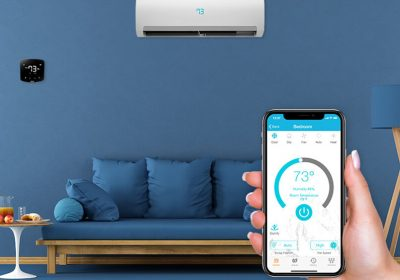 Adjust Your Home or Office AC From Anywhere with This Smart Home Device