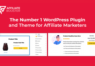 Increase Your CTR and Sales with Affiliate Booster Affiliate Marketing WP Theme and Plugin 7