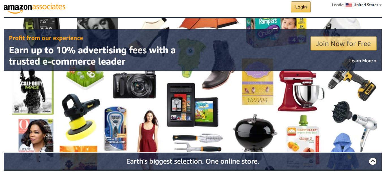 Amazon-Associates-Program
