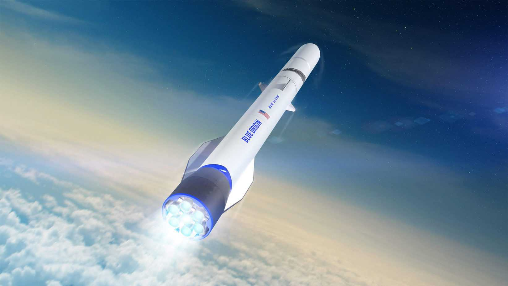 Blue Origin protests NASA's $2.9 billion Moon contract with SpaceX
