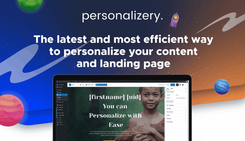 Personalize your Content and Landing Page Without Coding Knowledge With Personalizery 6