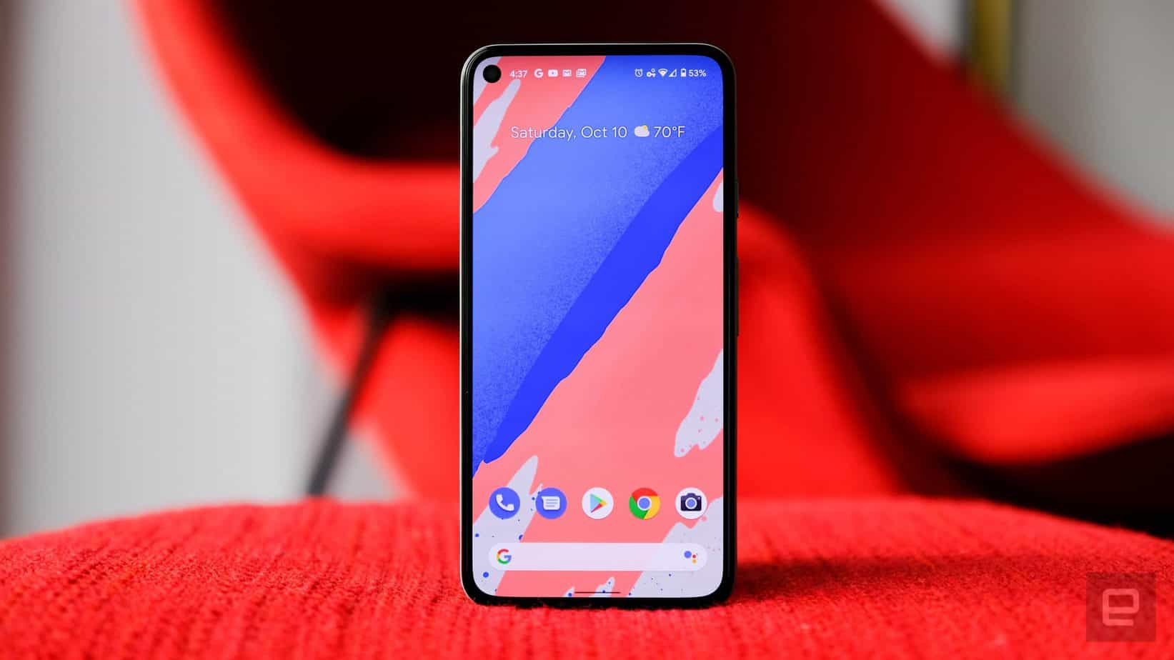 Pixel 5 is reportedly getting big GPU performance boost with new update