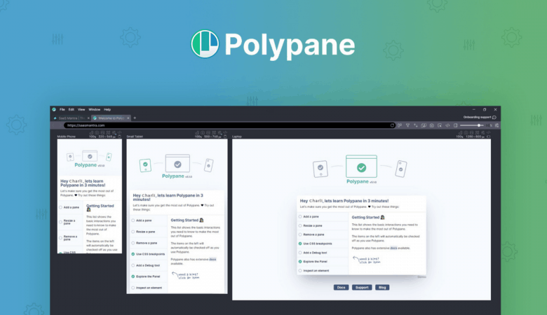 Build Responsive & Accessible websites 5x Faster with Polypane 3