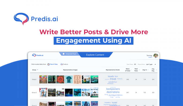 Write Better Posts and Generate More Engagement using AI With Predis.ai 3