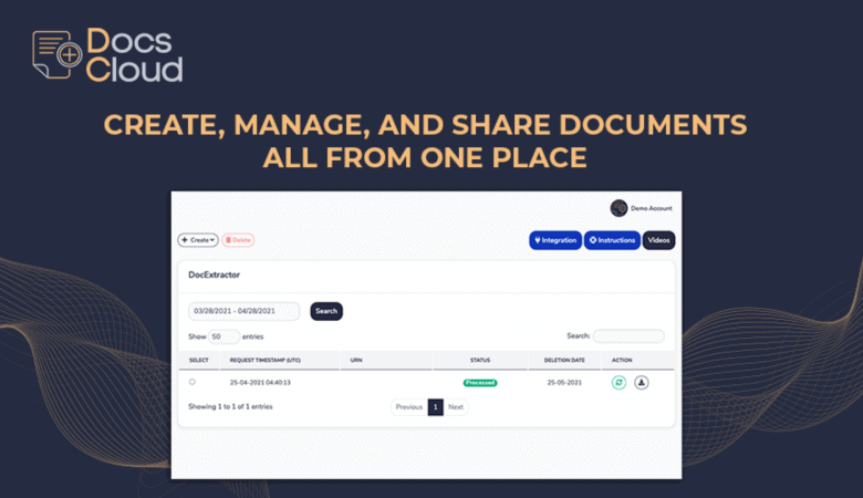 Create, Manage and Share Documents All From One Place With DocsCloud 2