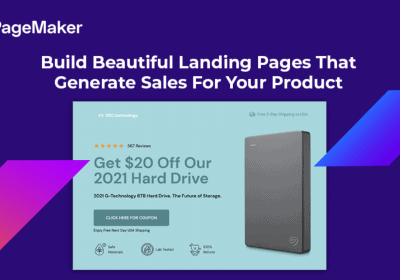 Create Stunning, Mobile-First Landing Pages that Drive More Conversions with PageMaker 7
