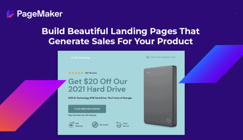 Create Stunning, Mobile-First Landing Pages that Drive More Conversions with PageMaker 3
