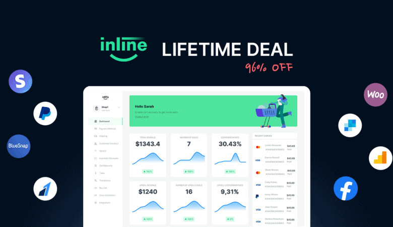 Triple your Checkout Page Conversions and Increase Average Order Value with Inline Checkout 3