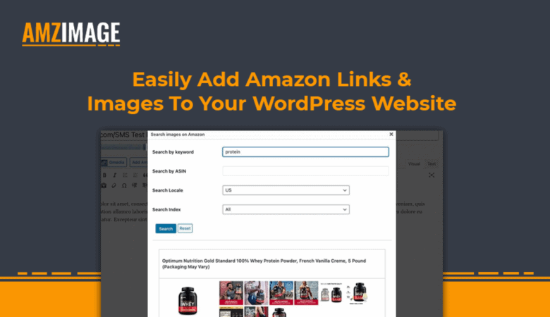 Insert Amazon Product Images Easily and Quickly With AMZImage WordPress Plugin 5