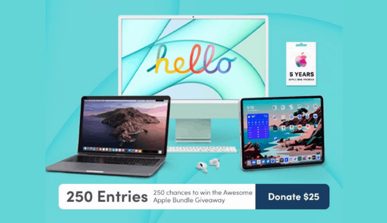 Enter for a Chance to Win a Bundle of Apple Products with this Epic Giveaway 4