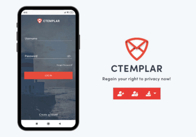 Protect Your Company's Sensitive Emails With CTemplar End-to-End Encryption Service 13