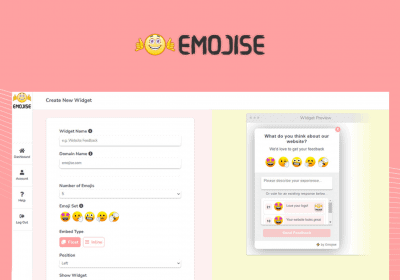 Understand How Your Audience Feel About Your Website, Blogs & Email With Emojise 9