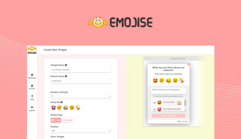 Understand How Your Audience Feel About Your Website, Blogs & Email With Emojise 5