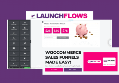 Easy to Create a Powerful WooCommerce Sales Funnel With Launchflows 12
