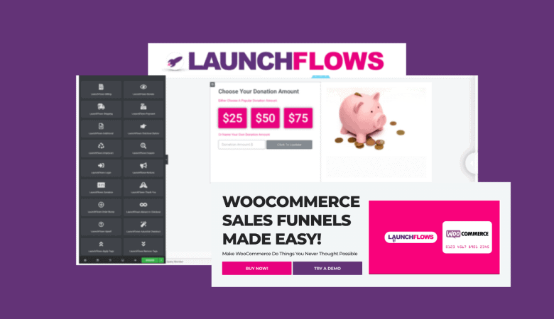 Easy to Create a Powerful WooCommerce Sales Funnel With Launchflows 2