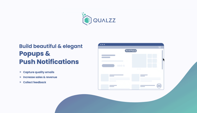 Create Popups & Send Personalize Push Notifications To Your Segmented Subscribers With Qualzz 3