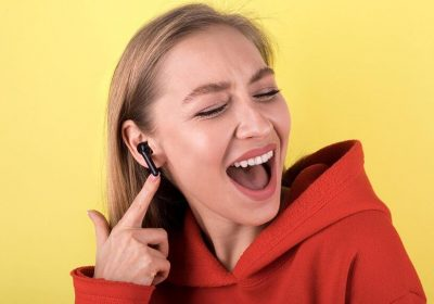 AirBlast Pro Wireless Earbuds