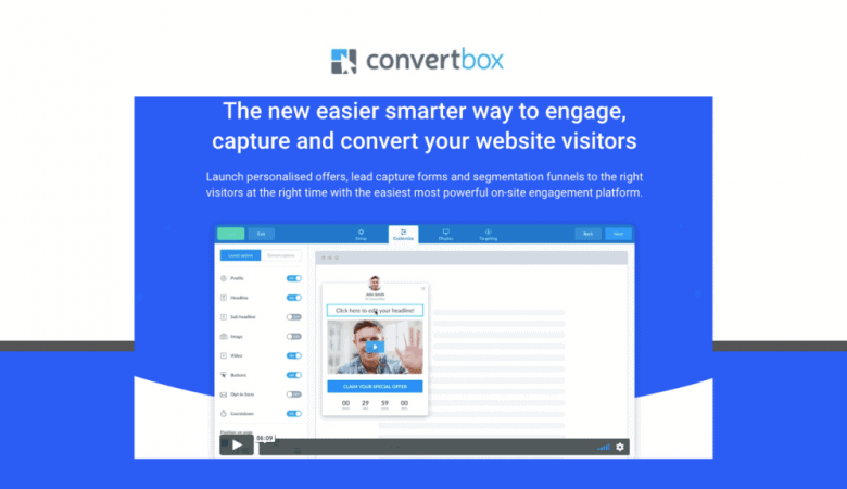 Supercharge Your On-site Conversions Quickly & Easily By Using Convertbox 5