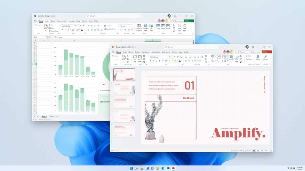 Microsoft Office's New UI is now available for testers