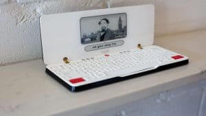 Portable Word Processor Is Made for Entrepreneurs