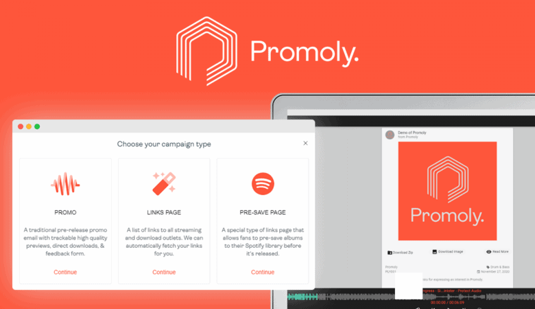 Promote Your Podcasts & Audio Content With Promoly Audio Content Marketing Platform 4
