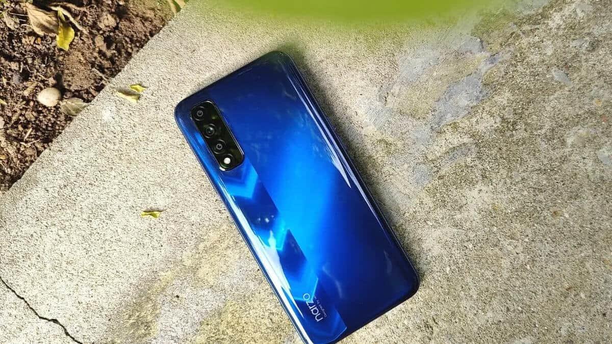 Realme new narzo smartphones