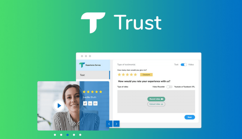 Generate More Sales with Video Testimonials From Your Customers With Trust 2