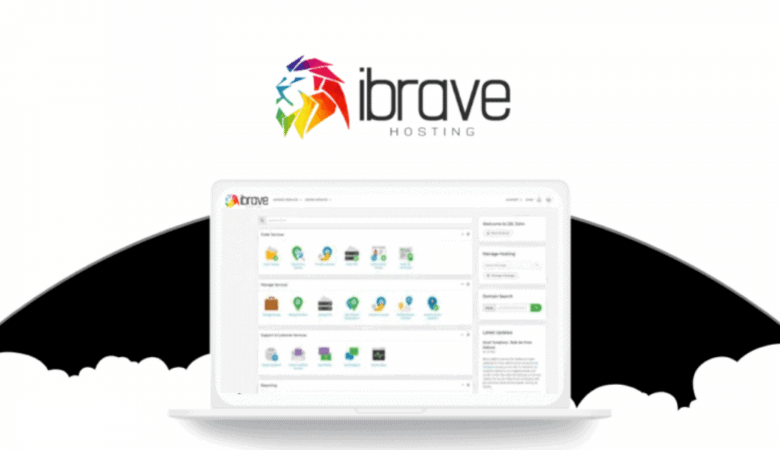Launch Your Own Website in Seconds with iBrave Cloud Web Hosting 2